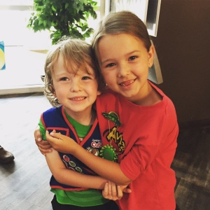 Tonight the big kids had Awana awards night! These two have taught me so much about loving Jesus, serving other, and memorizing Scripture!