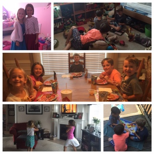 an afternoon with anna claire and charlie is always lots of fun!