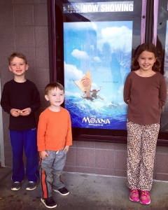 we love a trip to the movie theatre, especially when it's a new Disney movie!